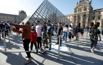 Bảo tàng Louvre ra sao trong những ngày đầu mở cửa trở lại?