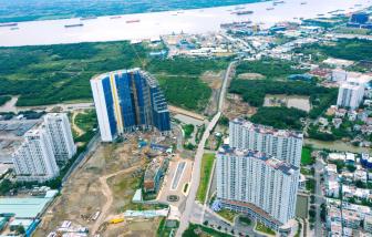 Hé lộ cung đường ven sông giàu tiềm năng bậc nhất Sài Gòn