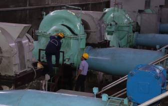 5 quận trung tâm TPHCM bị cúp nước, nước yếu vào ngày 11/7