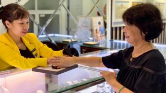 Méo mặt vì lỡ vay vàng lúc giá 36 triệu đồng/lượng