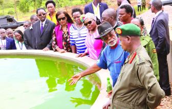 Làm nông không rác thải và phép thử ở châu Phi