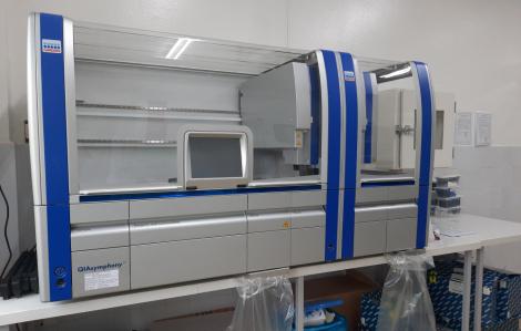 Chủ tịch Quảng Nam yêu cầu hủy gói thầu mua máy xét nghiệm 7,2 tỷ đồng