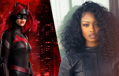 """Nữ diễn viên da màu đầu tiên đóng """"Bat Woman"""""""