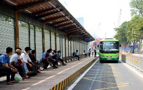 TPHCM đề xuất sử dụng xe buýt dưới 17 chỗ ngồi
