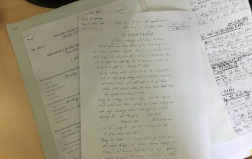 Hợp đồng mua bán nhà, đất bằng giấy viết tay có giá trị đến đâu?