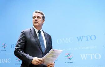 Cuộc chiến quyết liệt cho vị trí lãnh đạo WTO