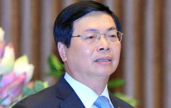Khởi tố cựu Bộ trưởng Bộ Công thương Vũ Huy Hoàng