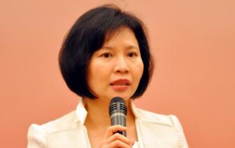 Khởi tố nguyên Thứ trưởng Bộ Công thương Hồ Thị Kim Thoa