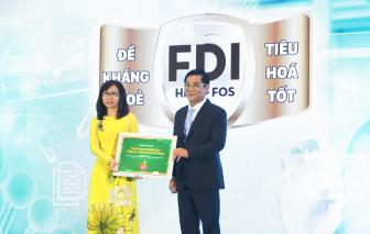 Nutifood trở thành nhãn sữa trẻ em hàng đầu Việt Nam