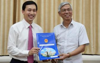 Ông Vũ Anh Khoa trở thành Chủ tịch UBND quận trẻ nhất TPHCM
