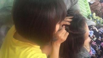 """""""Thuê""""con nhổ tóc sâu"""