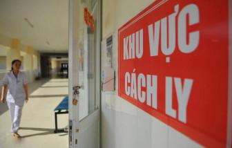 Ca thứ 373 mắc COVID-19 ở Việt Nam là bệnh nhân nam 53 tuổi