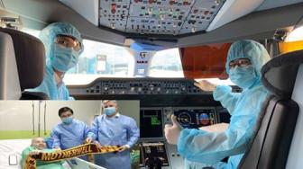 Kỳ tích 115 ngày các bác sĩ Việt Nam cứu chữa phi công Vietnam Airlines mắc COVID-19