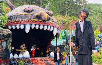 Khu du lịch Quỷ Núi phản cảm, rùng rợn: Sở VH-TT&DL Lâm Đồng có hay?