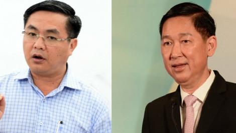 Khởi tố Phó chủ tịch UBND TPHCM Trần Vĩnh Tuyến và Phó chánh văn phòng Thành ủy Trần Trọng Tuấn