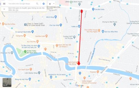 TPHCM chính thức có tên đường Lê Văn Duyệt