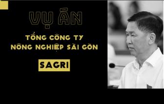 [Infographic] Diễn biến vụ án Tổng công ty Nông nghiệp Sài Gòn