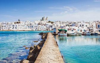Paros, Hy Lạp: Hòn đảo đẹp nhất châu Âu