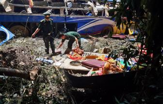 Vụ tai nạn kinh hoàng ở Kon Tum: Đã có 6 người chết