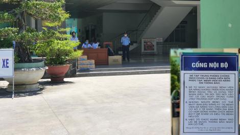 Truy tìm dấu vết COVID-19 cho hơn 2.000 nhân viên y tế Bệnh viện Đà Nẵng