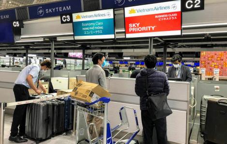 Đường bay Việt Nam - Trung Quốc được phép bay lại
