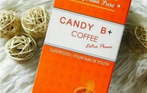 Kẹo chứa chất kích dục rao bán trái phép