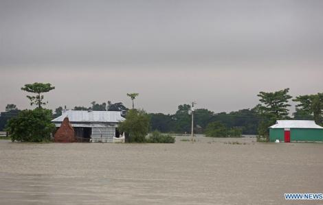 Lũ lụt nghiêm trọng ở Bangladesh ảnh hưởng hơn 1,3 triệu người