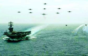 Mỹ thẳng thừng bác bỏ yêu sách của Trung Quốc ở Biển Đông
