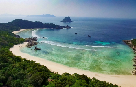 3 thiên đường du lịch hoang sơ tuyệt mỹ vẫn đang ẩn giấu ở châu Á
