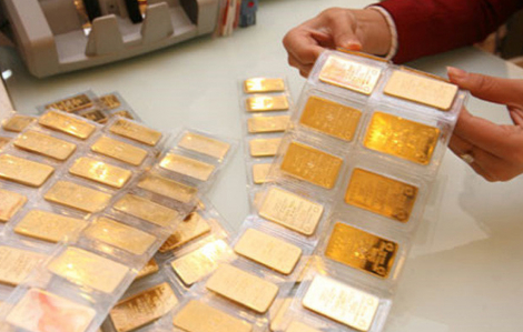 Giá vàng đảo chiều giảm liên tục