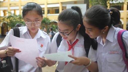 Hôm nay, khoảng 82.000 thí sinh TP.HCM làm thủ tục thi lớp Mười