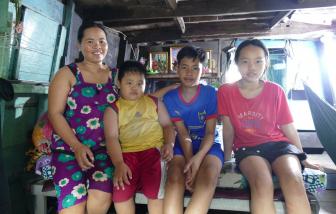 Phận đời lênh đênh ở xóm ghe nghèo bên chợ Bình Điền