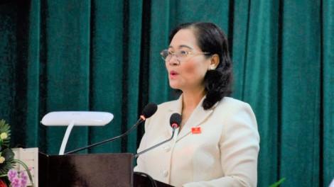 """Chủ tịch HĐND TPHCM: """"Nhân sự của thành phố bị xử lý là điều rất đáng buồn"""""""