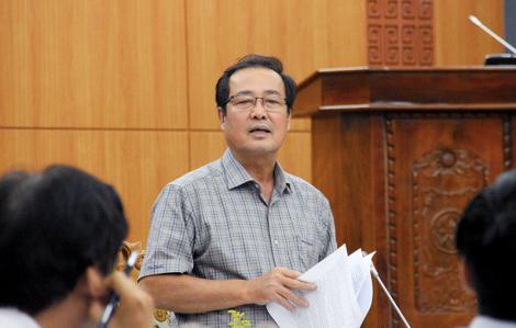 Phó chủ tịch Thường trực tỉnh Quảng Nam xin nghỉ hưu trước đại hội