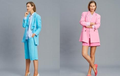 Phong cách matchy-matchy: xu hướng thời trang không lỗi mốt