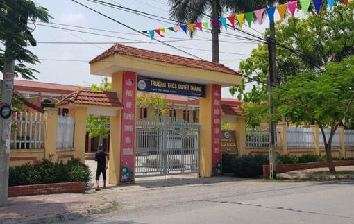 Học sinh bị điều đi cắt tỉa cây tử vong: Nhà trường đền bù 410 triệu đồng