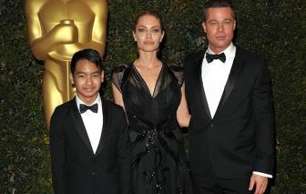 Brad Pitt và con trai cả tiếp tục căng thẳng