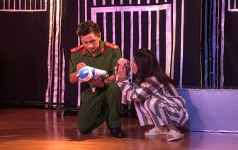 Khai mạc Liên hoan Sân khấu về hình tượng chiến sĩ Công an nhân dân