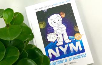 Tác giả Nguyễn Phi Vân và trí tuệ nhân tạo cùng viết sách
