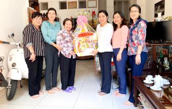 Thăm gia đình chính sách nhân kỷ niệm ngày Thương binh - Liệt sĩ