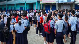 TP.HCM: Hơn 500 thí sinh bỏ thi lớp Mười