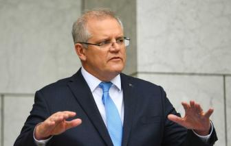 Úc tuyên bố ủng hộ tự do hàng hải ở Biển Đông