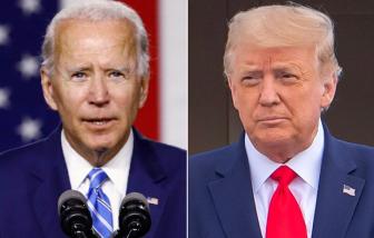 Ứng cử viên Joe Biden dẫn trước Donald Trump ngày càng xa