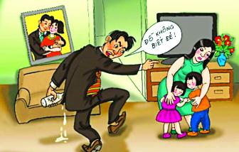 Văn hóa gia đình không đến từ những con số đẹp