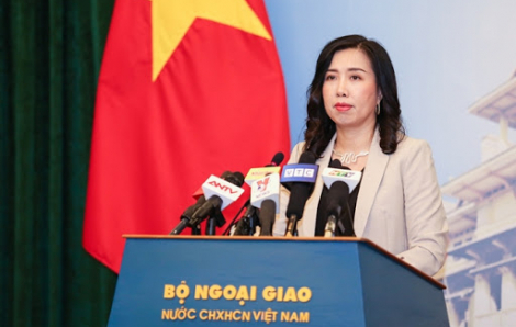 Bác bỏ phát ngôn về Biển Đông trên Twitter của Người phát ngôn Bộ Ngoại giao Trung Quốc