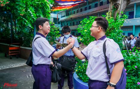 Hôm nay, 82.300 học sinh TP.HCM thi lớp Mười