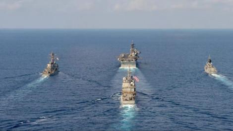 Mỹ quyết không để Trung Quốc biến Biển Đông thành ao nhà