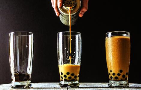 Nguyên liệu trà sữa không có sữa cũng không có trà