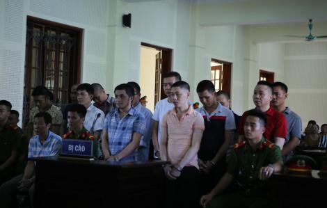 Án tử cho cựu thiếu tá công an tham gia đường dây ma túy khủng