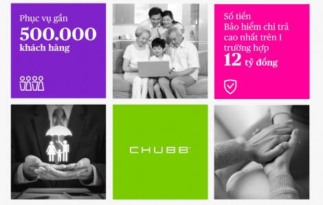 Chubb Life Việt Nam chi trả hơn 12 tỷ đồng quyền lợi bảo hiểm cho khách hàng